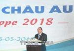 Thủ tướng dự khai mạc Hội nghị 'Gặp gỡ châu Âu 2018'