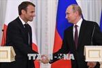 Tổng thống Nga, Pháp thảo luận nhiều vấn đề 'nóng'