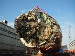 Sự cố kinh hoàng tàu ngầm hạt nhân Mỹ đâm phải núi ngầm dưới biển