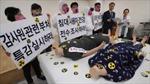 Hàn Quốc phát hiện đệm trải giường nhiễm phóng xạ