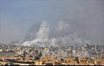 Iraq không kích phá hủy sở chỉ huy của IS ở Syria