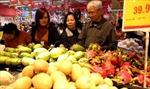 Lực đẩy giúp doanh nghiệp mở rộng thị trường thực phẩm