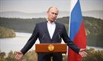 Tổng thống Nga Putin khẳng định không tái tranh cử năm 2024