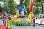 Lễ hội kỷ niệm 590 năm ngày Vua Lê Thái Tổ đăng quang