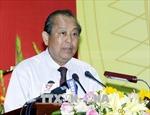 Phó Thủ tướng Chính phủ chỉ đạo giải quyết dứt điểm khiếu nại đất đai