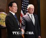 Hàn Quốc và Mỹ vẫn tập trận chung theo đúng kế hoạch