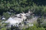 Triều Tiên phá hủy bệ phóng thử tên lửa