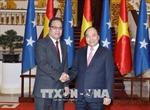 Tạo cơ sở pháp lý thúc đẩy thương mại Việt Nam - Micronesia