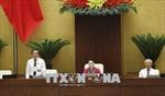 Thông cáo số 15 kỳ họp thứ 5, Quốc hội khóa XIV