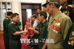 Đoàn đại biểu người có công với cách mạng tỉnh Đồng Nai thăm Bộ Quốc phòng