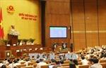 Quốc hội bỏ phiếu lùi thời gian thông qua dự Luật Đặc khu, kêu gọi nhân dân bình tĩnh, tin tưởng