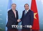 Thủ tướng Nguyễn Xuân Phúc: Việt Nam sẵn sàng đẩy mạnh hợp tác phát triển kinh tế biển