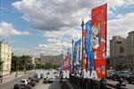 """WORLD CUP 2018: Đừng lo """"đạo chích"""" ở Nga"""