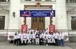 Đại sứ quán Việt Nam tại Nga cuồng nhiệt với World Cup 2018
