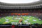 Lễ khai mạc World Cup 2018 sôi động và sâu lắng