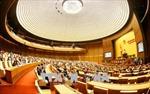 Quốc hội tiếp tục đổi mới mạnh mẽ, gắn bó mật thiết với nhân dân