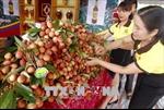 Khai mạc 'Tuần lễ vải thiều Thanh Hà – Hải Dương tại Hà Nội'