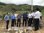 Lãnh đạo Bộ GTVT kiểm tra thực tế trên đèo Lò Xo, Kon Tum