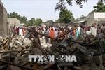 Tin thêm về vụ đánh bom kép đẫm máu tại Nigeria