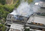 Trên 200 người bị thương trong trận động đất rung chuyển Osaka, Nhật Bản