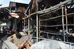 Giải quyết khiếu nại liên quan vụ cháy chợ thị trấn Năm Căn cách đây gần 17 năm