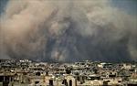 Mỹ tố Israel đứng sau vụ không kích bí ẩn khiến hơn 50 lính Syria thiệt mạng