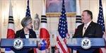 Hàn Quốc, Mỹ nhất trí duy trì phối hợp về tình hình Triều Tiên