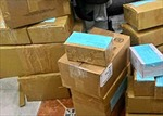 Vận chuyển qua đường bưu chính quốc tế từ Anh về Hà Nội