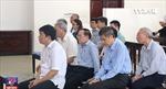 Xét xử phúc thẩm bị cáo Đinh La Thăng vụ góp vốn 800 tỷ vào OceanBank