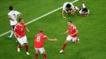 WORLD CUP 2018: Gấu Nga gầm vang đẩy Salah và đồng đội vào thế chân tường