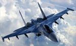 Tại sao 'ác điểu' F-22 Mỹ phải lo sợ trước Su-35 Nga?