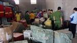 Phát hiện, thu giữ nhiều hàng giả, hàng nhập lậu ở Lạng Sơn