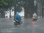 Thời tiết 22/6: Bắc Bộ có mưa rào và dông trên diện rộng