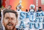 WORLD CUP 2018: Chờ Messi lên tiếng