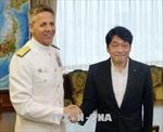 Tư lệnh Mỹ cam kết bảo vệ Nhật Bản sau khi ngừng cuộc tập trận chung với Hàn Quốc