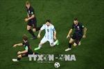 Đương kim Á quân Argentina đối diện với nguy cơ bị loại ngay từ vòng bảng