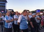 WORLD CUP 2018: Có rất nhiều Messi giả ở Moskva, nhưng Messi thật lại biến mất