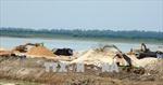 Chấn chỉnh hoạt động khai thác cát trong hồ Dầu Tiếng