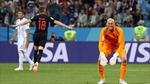 WORLD CUP 2018:  Hai đồng đội mắc lỗi ngớ ngẩn khiến Messi và Argentina thảm bại