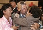 Triều Tiên, Hàn Quốc nhất trí tổ chức cuộc đoàn tụ các gia đình bị ly tán từ ngày 20-26/8