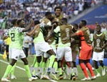 WORLD CUP 2018: Bảng D - Sức nóng Volgograd làm tan chảy 'tảng băng' Iceland