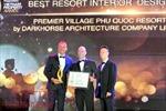 Hơn 40 hạng mục đoạt giải Bất động sản Việt Nam 2018