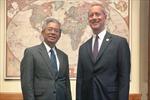 Tăng cường quan hệ giữa Quốc hội Việt Nam và Hoa Kỳ