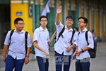 Ngày 24/6, học sinh làm thủ tục thi THPT, thời tiết ra sao?