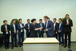 Đoàn đại biểu Hà Nội dự Hội chợ Công nghệ tự động hoá tại Đức