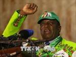 Vật thể lạ phát nổ, Tổng thống Zimbabwe may mắn thoát nạn