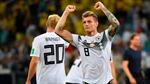WORLD CUP 2018: Toni Kroos đi vào lịch sử; Lukaku chấn thương