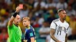 WORLD CUP 2018: Jerome Boateng bị chỉ trích nặng nề với màn trình diễn thảm họa