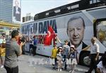 Diện mạo mới trên bàn cờ chính trị Thổ Nhĩ Kỳ
