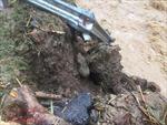 Mưa dông mạnh ở miền núi phía Bắc, nguy cơ lũ quét và sạt lở đất